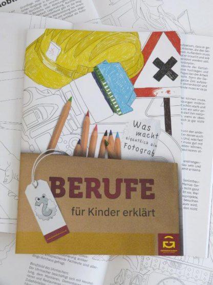 Mutmacher-Malbuch