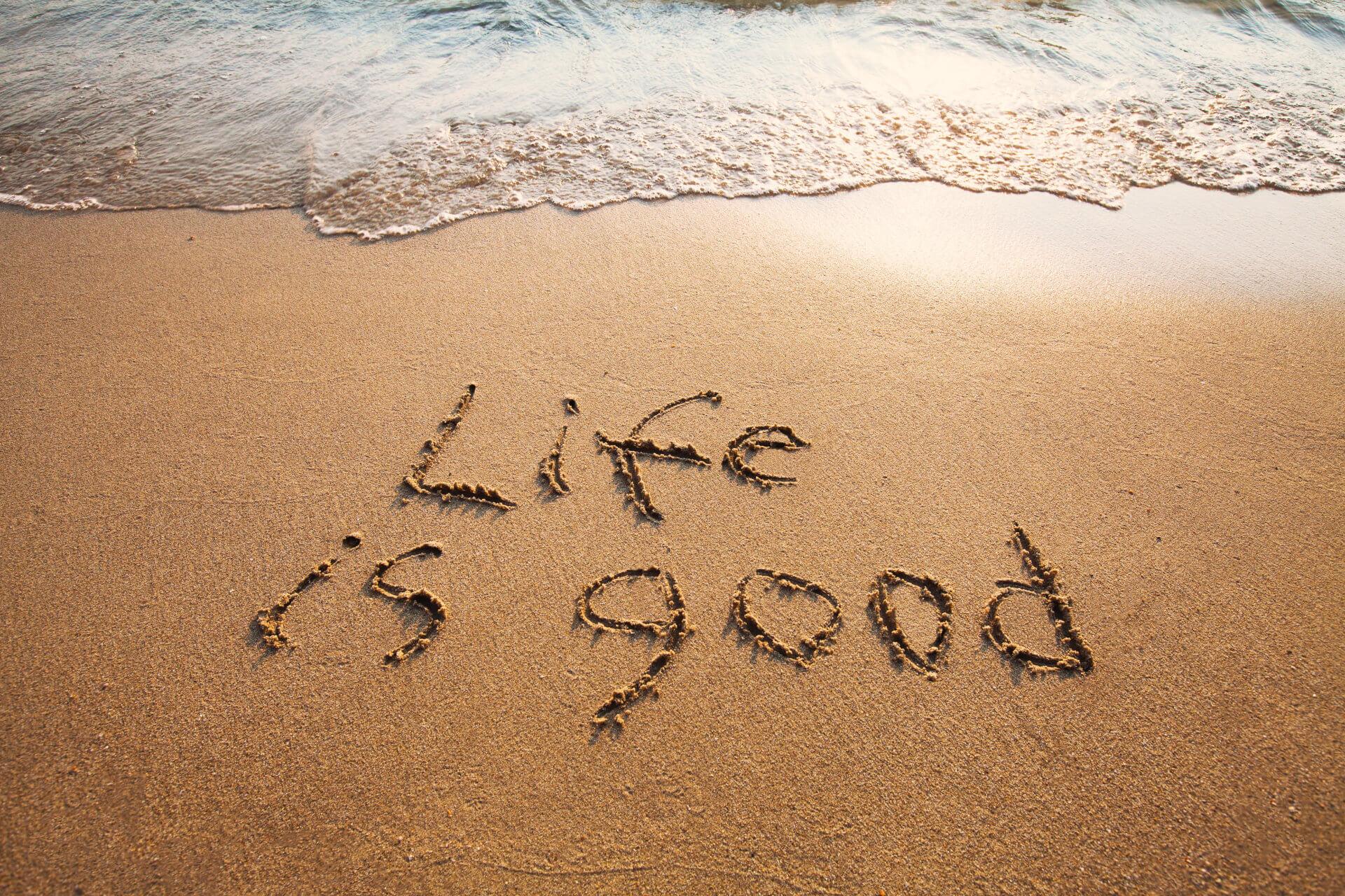 Mut zum einfachen Leben