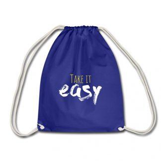 Take it easy Turnbeutel